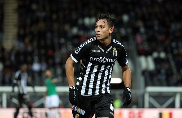 L'ex-joueur de Charleroi Cristian Benavente débarque à l'Antwerp