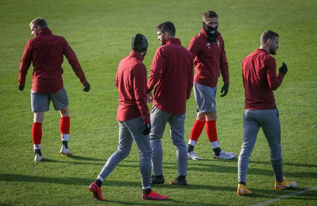 Europa League: le Standard et La Gantoise dos au mur, l'Antwerp en quête de revanche