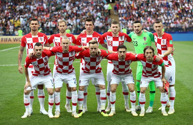 Où en sont les Croates, finalistes du Mondial ?