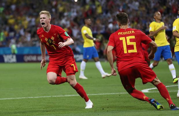 Quiz du jour: Brésil-Belgique 2018