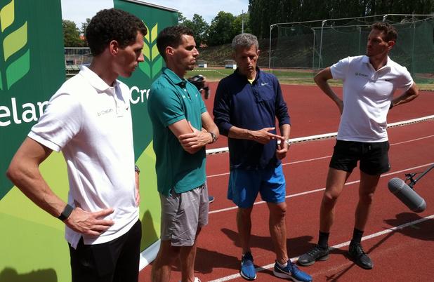 Le clan Borlée quitte le giron francophone pour rejoindre la ligue flamande d'athlétisme