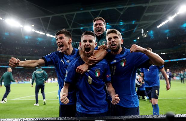 EK: Italië naar finale na strafschoppen tegen Spanje