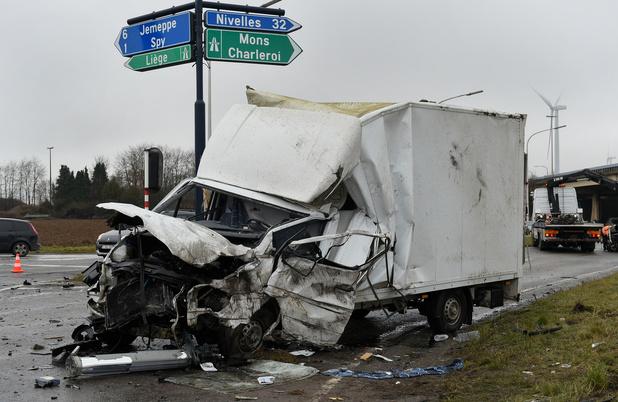 Aantal verkeersdoden daalt niet langer, vooral in Wallonië 'zorgwekkende' stijging