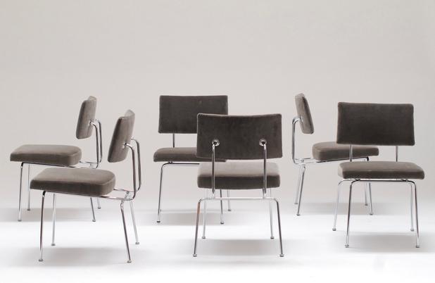 In beeld: de baanbrekende designs van interieurontwerpster Elli Kruithof