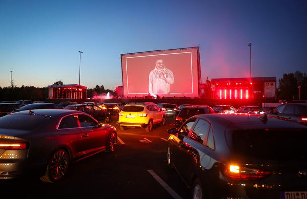 Ook Humo, De Morgen en Willy organiseren drive-infestival
