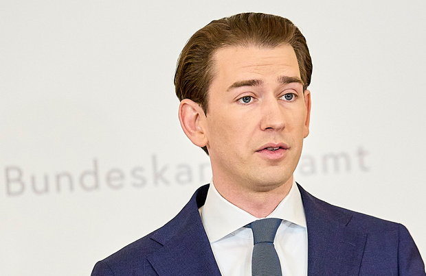 """Sebastian Kurz, la nouvelle chute du """"Wunderkind"""" autrichien"""