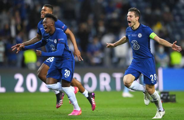 Chelsea bat Manchester City et remporte sa 2e Ligue des Champions
