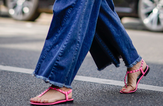 Jeans skinny: la fin d'un règne de 15 ans