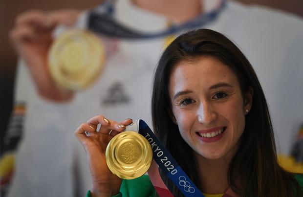 Les primes gagnées par les athlètes belges aux JO seront taxées en Belgique