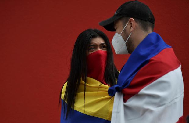 Colombie: l'armée se déploie dans Cali