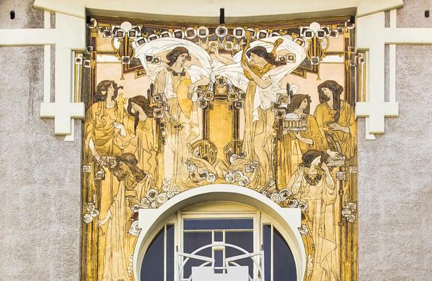 La Maison Cauchie, joyau de l'Art nouveau, ouvre ses portes au public