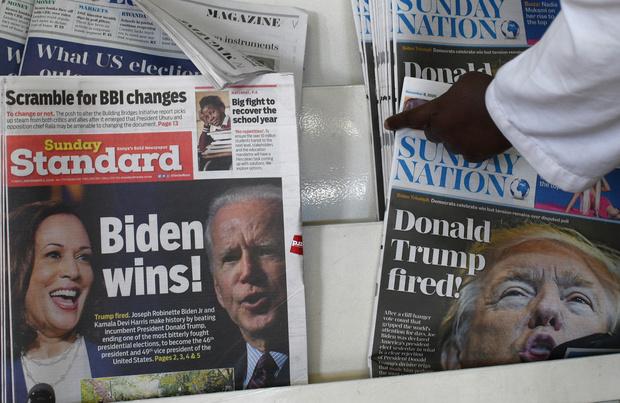 La transition entre Joe Biden et Donald Trump s'annonce tumultueuse