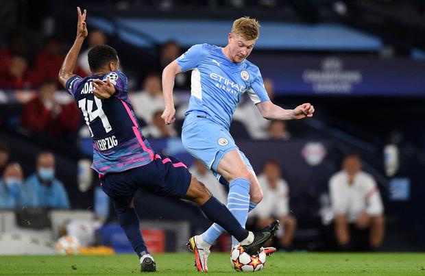 Manchester City remporte un duel dingue face à Leipzig