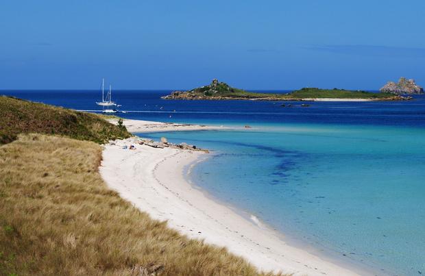 Les îles Scilly, paradis de Kate et William