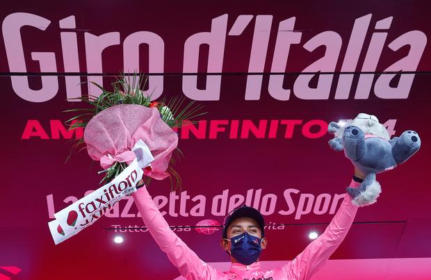 Egan Bernal gagne son premier Giro
