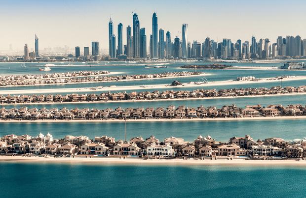 Boom des achats de villas de luxe à Dubaï