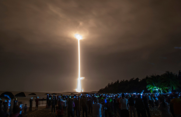 La longue conquête de l'espace par la Chine