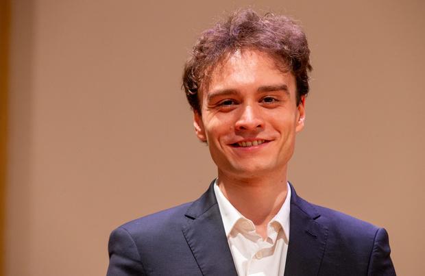 Le Français Jonathan Fournel lauréat du Concours Reine Elisabeth 2021