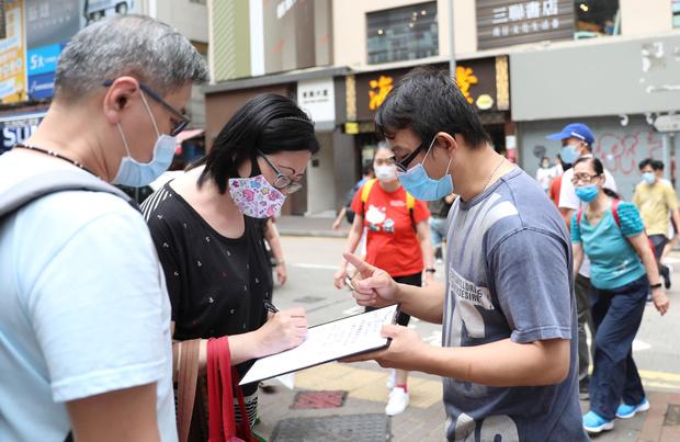 Loi sur la sécurité: Hong Kong tente de rassurer les investisseurs étrangers