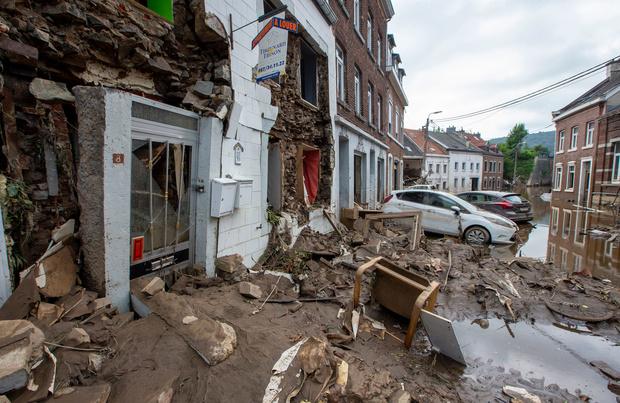Inondations: ceci n'est pas une catastrophe naturelle (carte blanche)