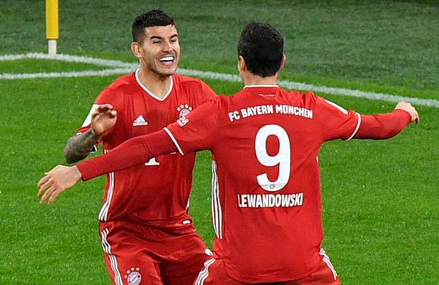 Le Bayern prend seul la tête de la Bundesliga