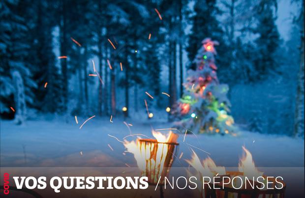Comment fêter Noël au jardin (ou en plein air) ?