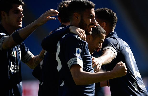 La Juventus reprise par la Lazio dans les ultimes secondes