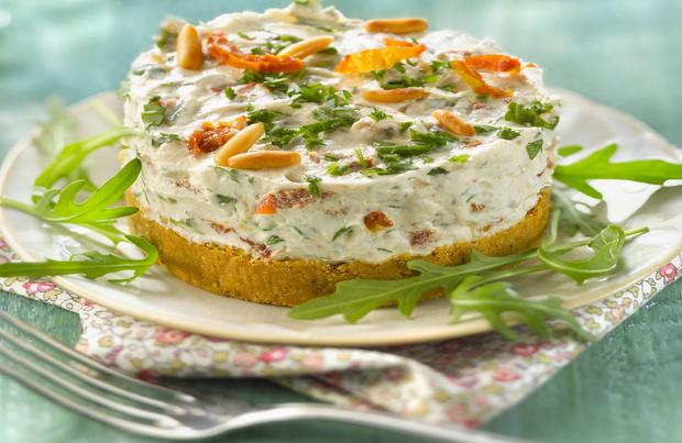 Le cheesecake salé en dix recettes fraîches et originales