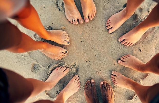 Quel est votre type de pied?
