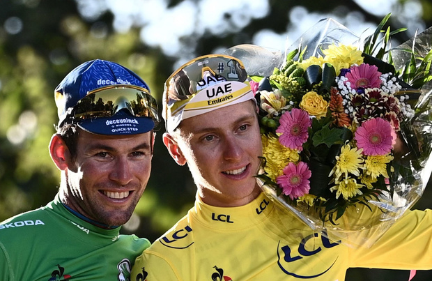 Pogacar, l'apprenti-cannibale, gagne son deuxième Tour de France