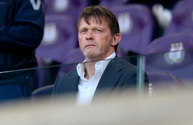 Coup de tonnerre à Anderlecht: Franck Vercauteren nouvel entraîneur