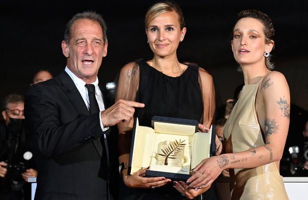 Titane de Julia Ducournau remporte la Palme d'or