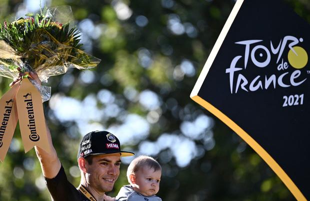 Tour de France : Cinq victoires belges, une première depuis 1986