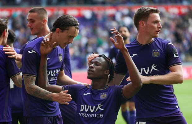 Anderlecht rolt Mechelen op met 7-2