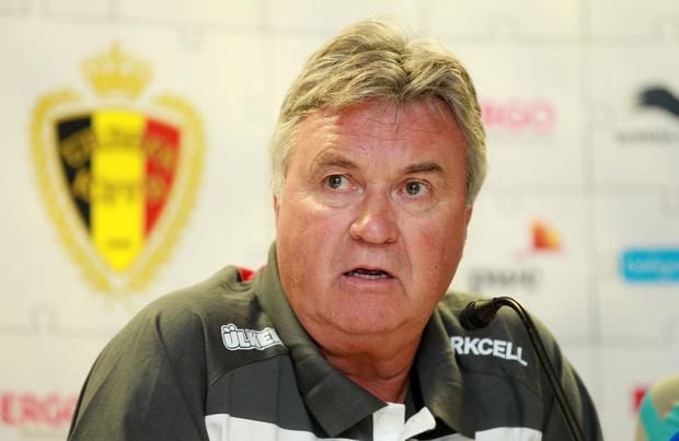 Guus Hiddink prend sa retraite
