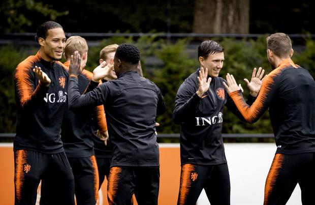 Tout sauf l'impasse de trois pour les Pays-Bas