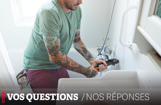Covid: Quels services sont encore possibles à domicile ?