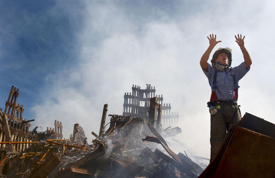 Le 11 septembre en 20 images iconiques