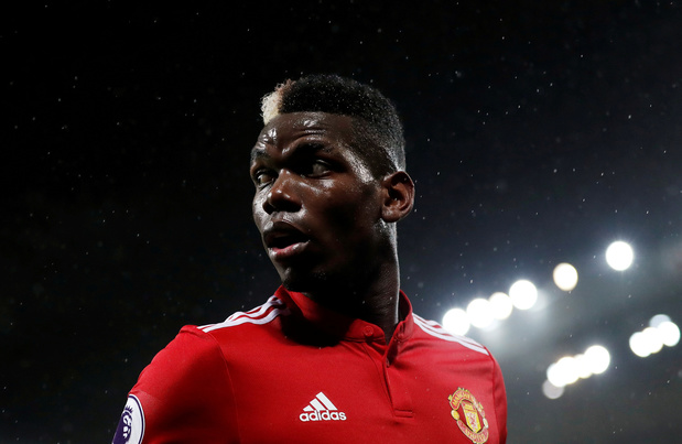 Manchester United condamne les insultes racistes envers Pogba