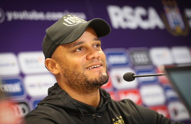 """Kompany: """"Nous avons l'intention d'aller chercher la victoire"""" contre Bruges"""