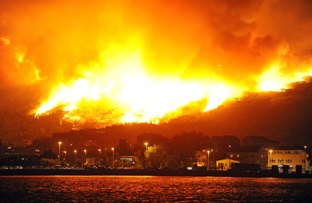 Giec: Canicules, sécheresse et incendies menacent la Méditerranée
