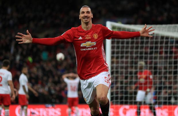 Zlatan Ibrahimovic à Manchester United: quand Dieu débarque chez les Diables
