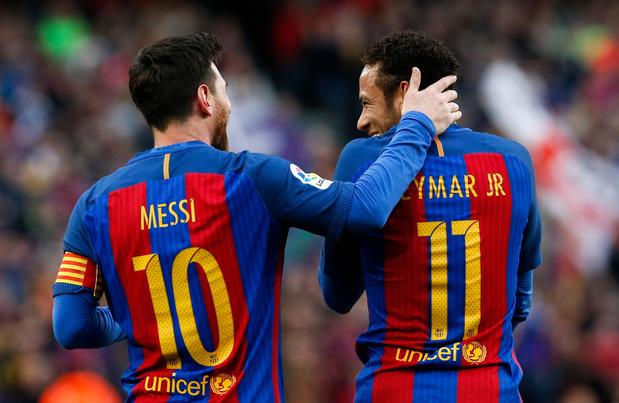 Messi lâche une bombe sur Neymar