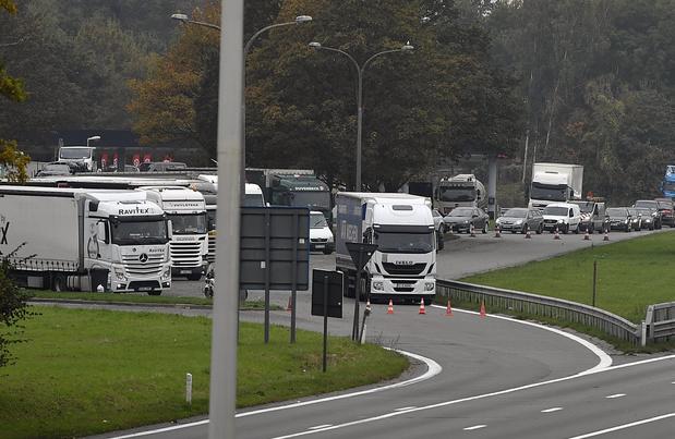Plus de 700 millions d'euros générés en péages en Belgique en 2019