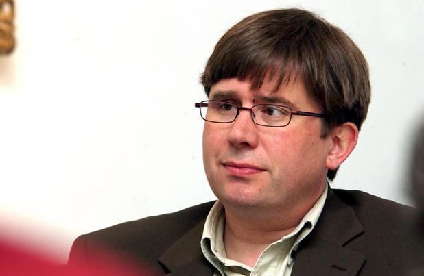 Thierry Detienne (Ecolo) élu à la Cour constitutionnelle
