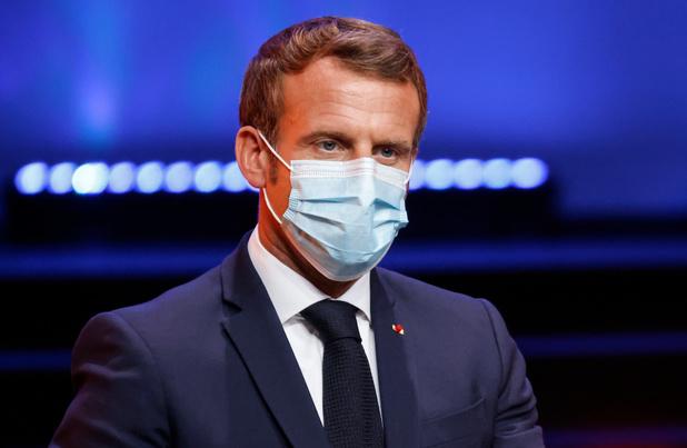 Emmanuel Macron positif au Covid-19, Charles Michel et Alexander De Croo en quarantaine