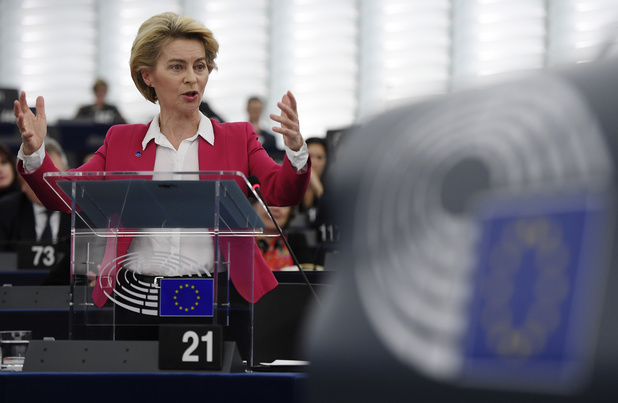 """Brexit : """"Sans extension de la période de transition, il faudra prioriser"""" (von der Leyen)"""