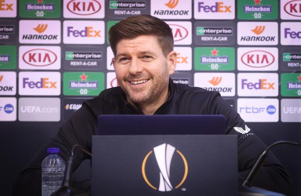 """Steven Gerrard n'a pas oublié Sclessin: """"Un stade fantastique, une super ambiance"""""""