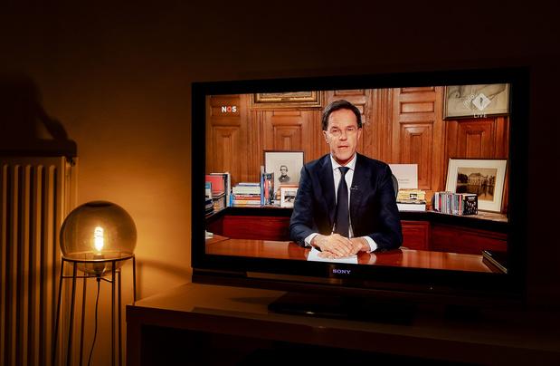Le Premier ministre néerlandais veut permettre une immunité collective
