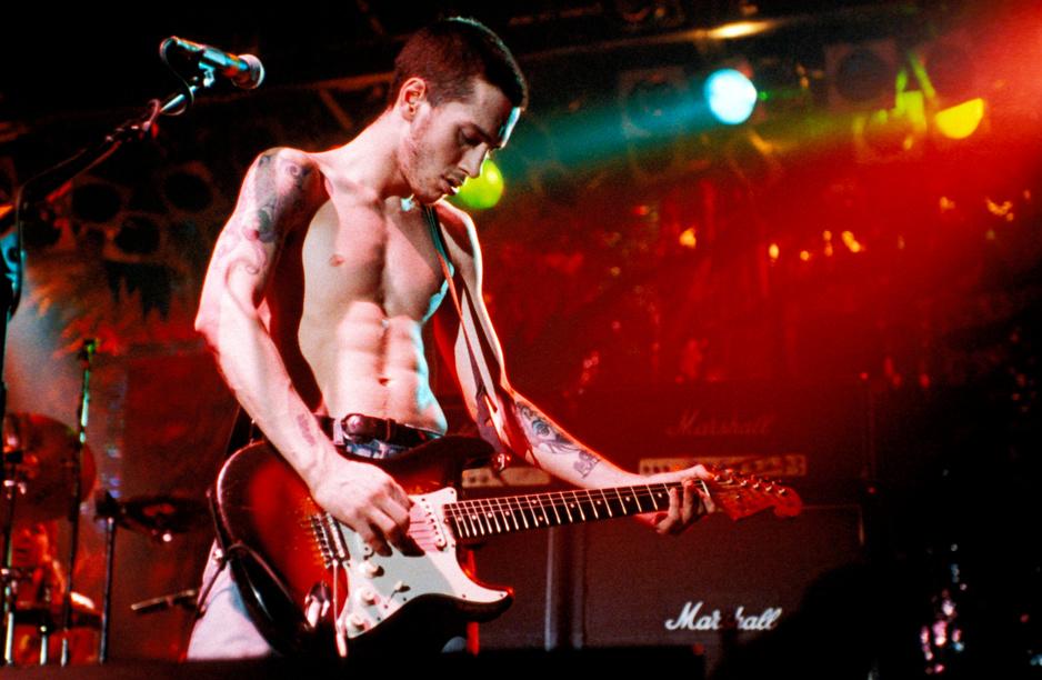 John Frusciante, muzikant met vele gezichten: 'Zeg maar dat ik gek geworden ben'